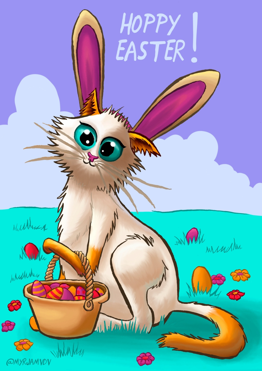 Easter bunny12